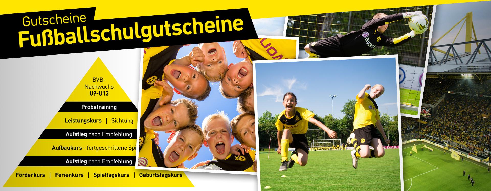 Gutscheine-Fussballschule