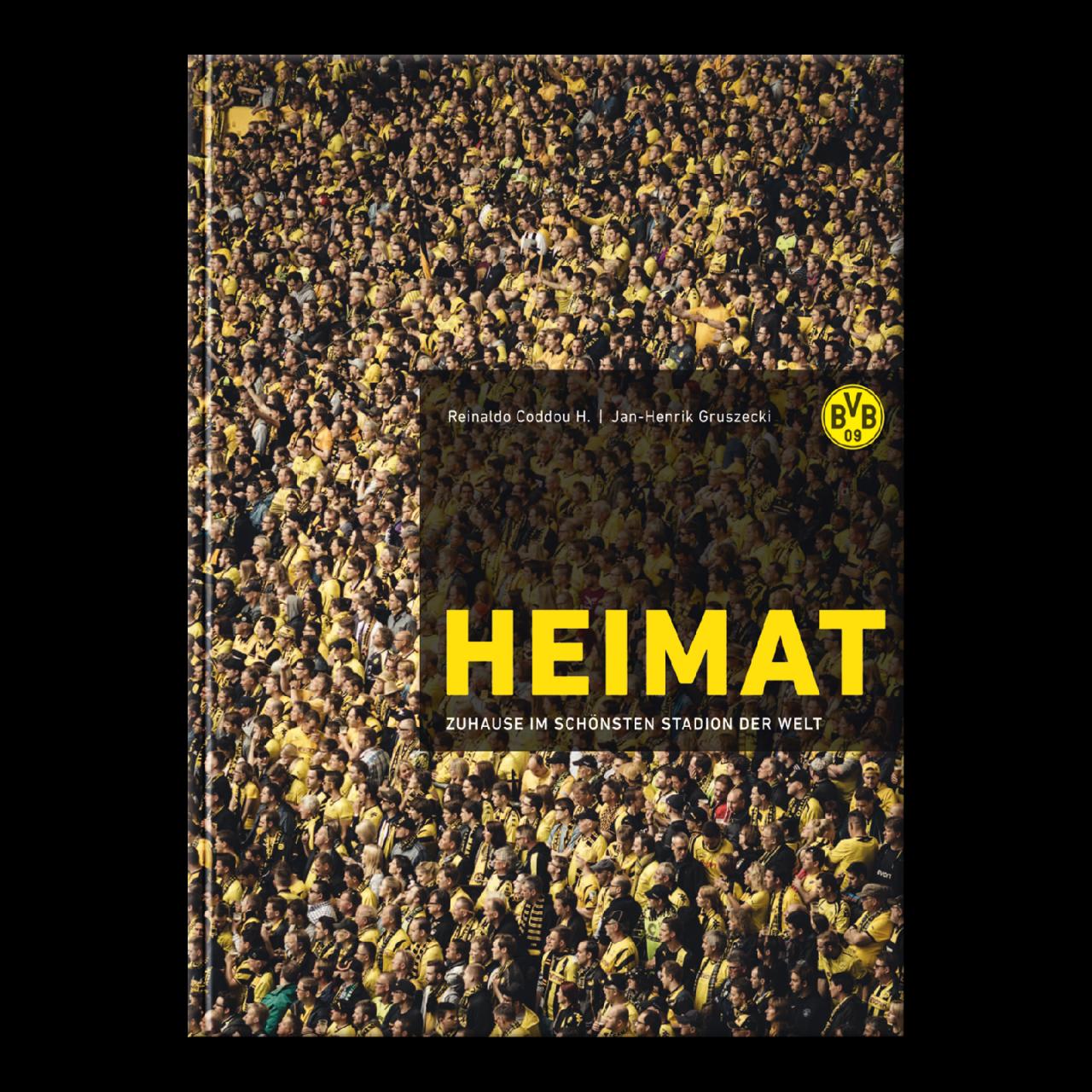 BVB-Buch: Heimat - zu Hause im schönsten Stadion