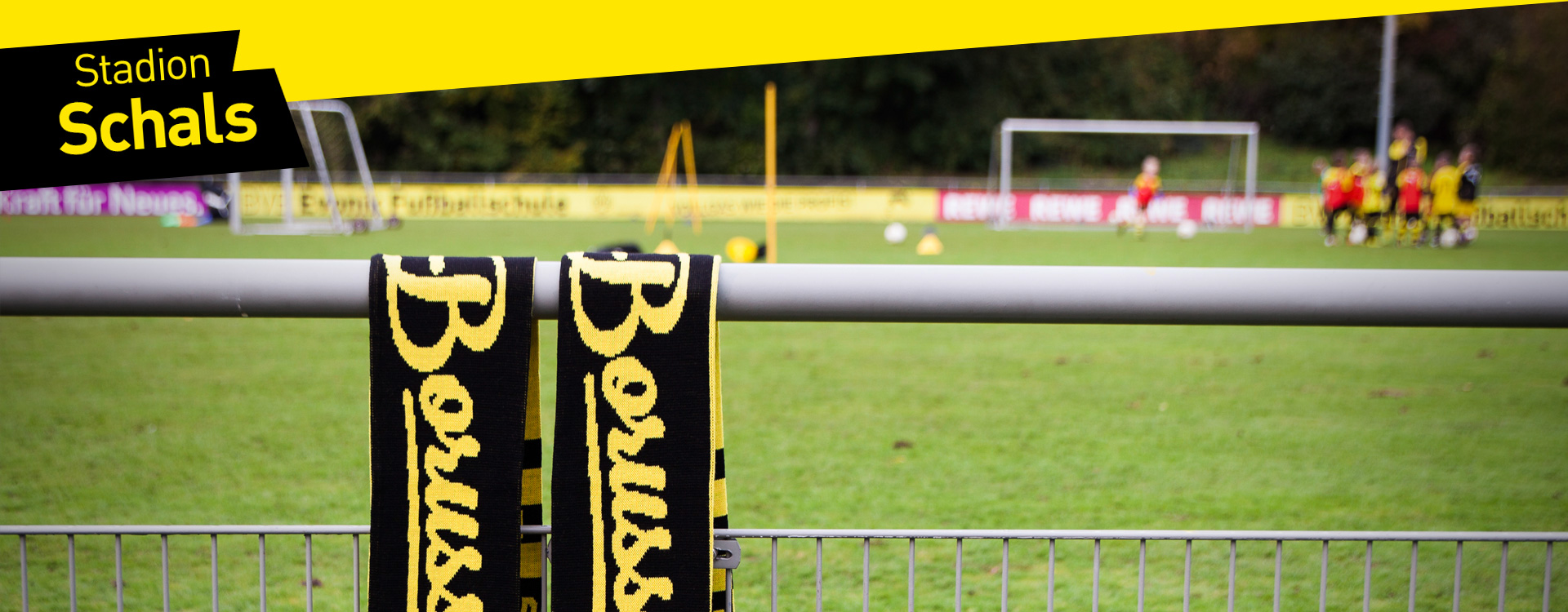 Stadion-Schals