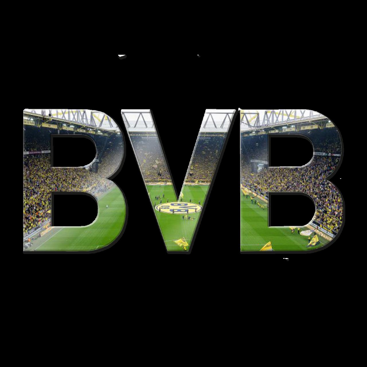 BVB-Acrylbuchstaben
