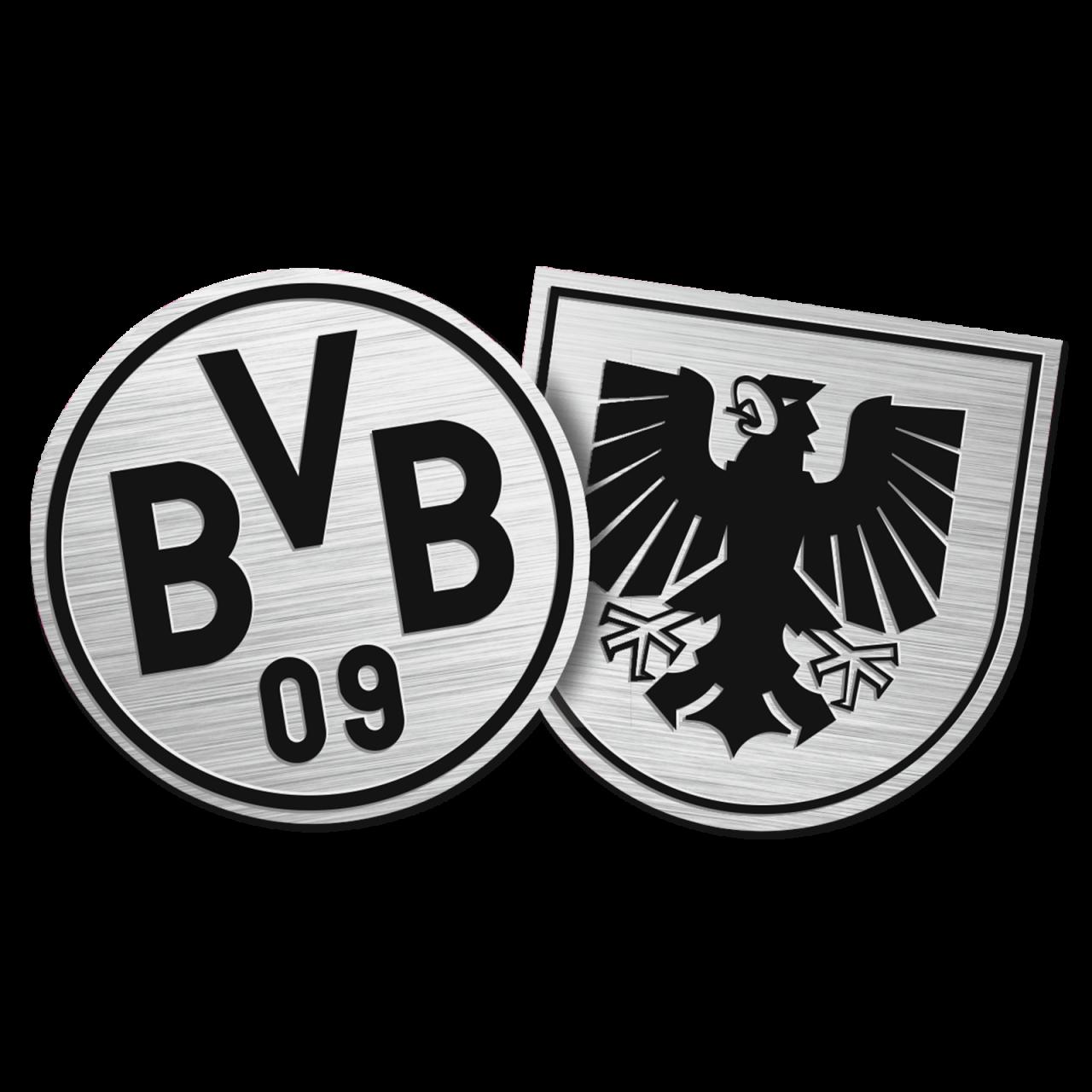 BVB-Aufkleber Wappen