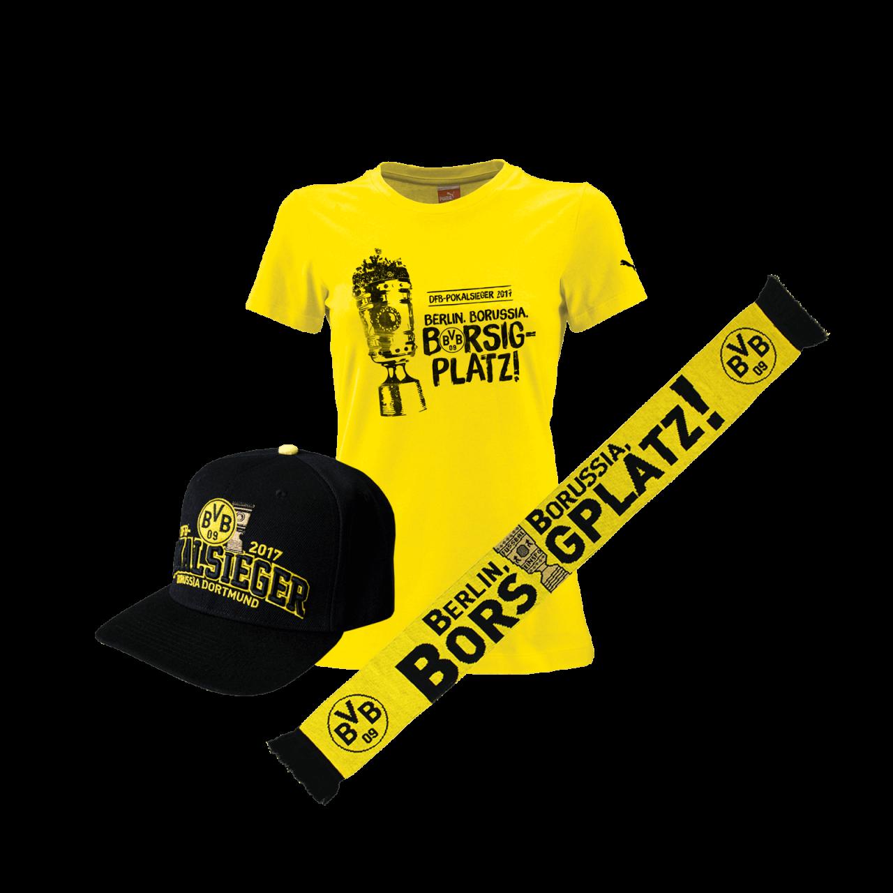 BVB-Pokalsieger-Paket Damen