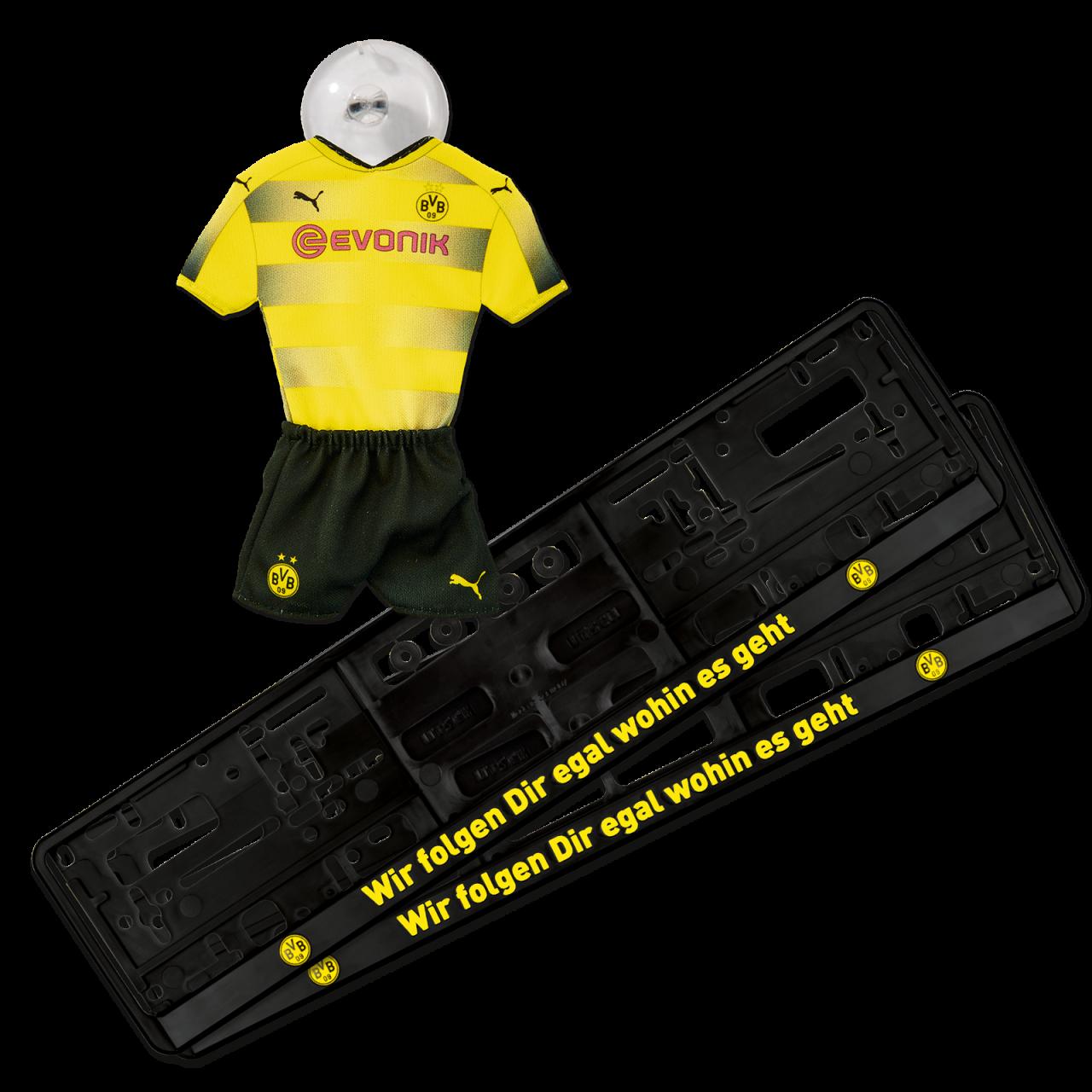 BVB-Autopaket ´´Wir folgen Dir...´´