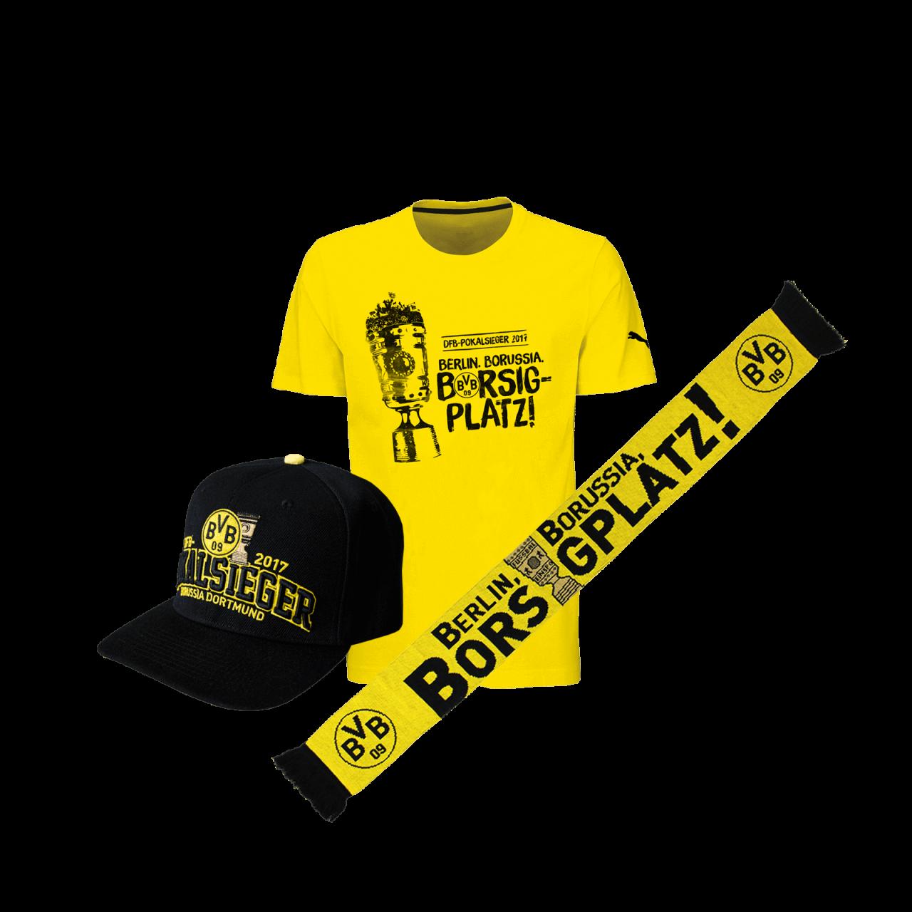 BVB-Pokalsieger-Paket Kinder