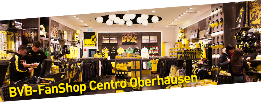 BVB-FanShop-Centro-Oberhausen