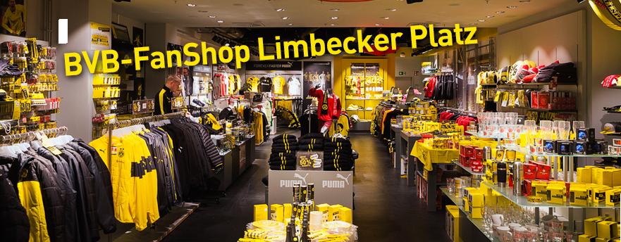 BVB-FanShop-Limbecker-Platz