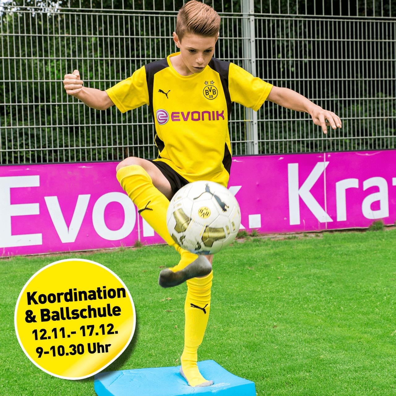 Förderkurs Koordination & Ballschule