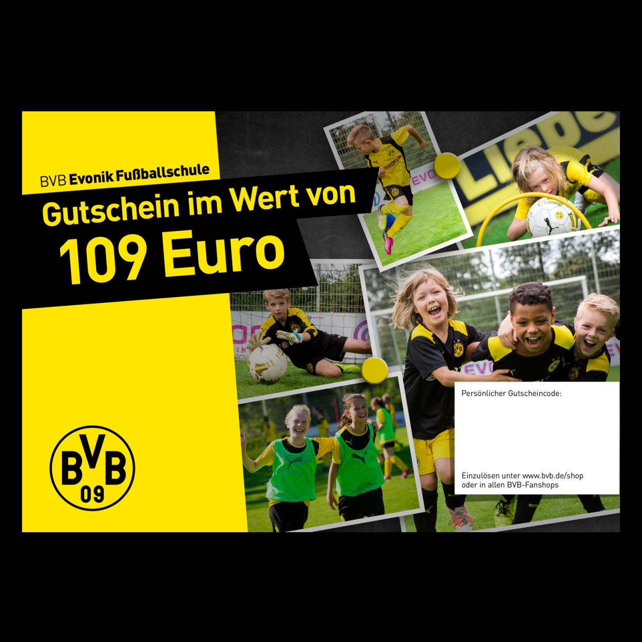 Gutschein Fußballschule Förderkurs